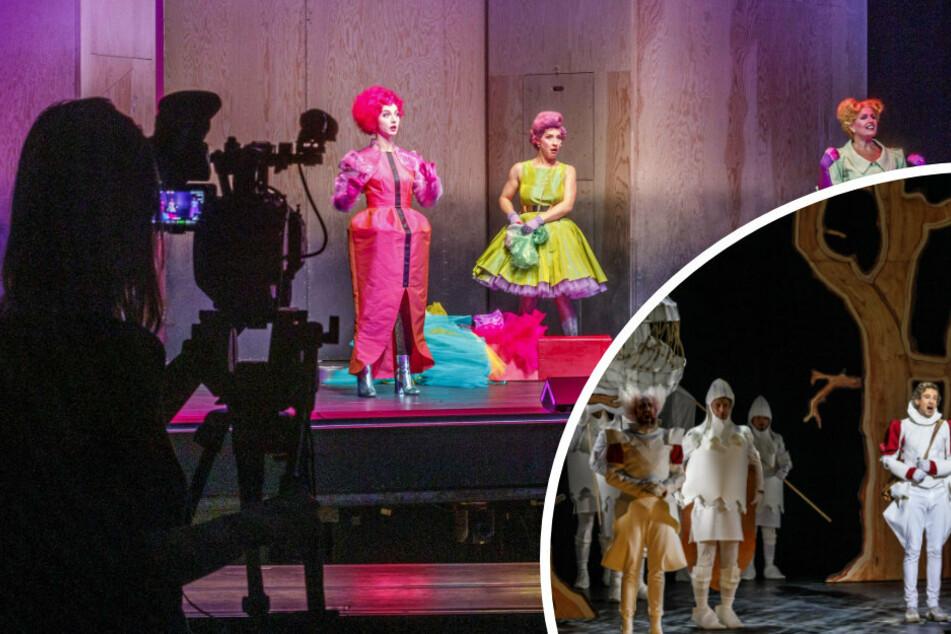 Dresden: Zu Weihnachten: Dresdens Theater bieten märchenhafte Inszenierungen!