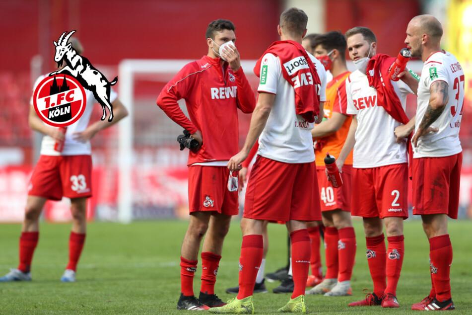 1. FC Köln: Zwei weitere Profis hatten positive Corona-Tests