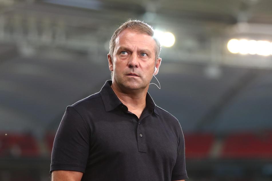 Nationaltrainer Hansi Flick (56) ist vom zweiten Auftritt unter seiner Regie angetan. Das 6:0 über Armenien macht Lust auf mehr.