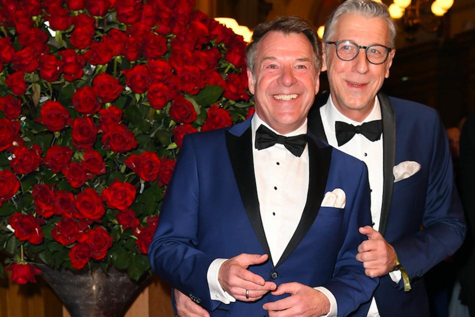 Die Eheringe von Schlager-Star Patrick Lindner (60) und Peter Schäfer wurden in einer Münchner Kirche gesegnet - das passt nicht allen.