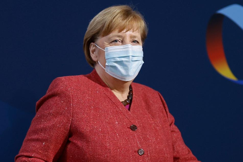 Merkel kann sich schonmal auf noch härteren Gegenwind einstellen.