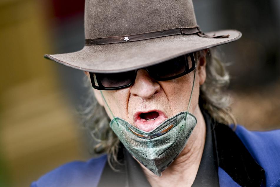 """Panikrocker Udo Lindenberg mit """"Best of""""-Album zum Geburtstag!"""