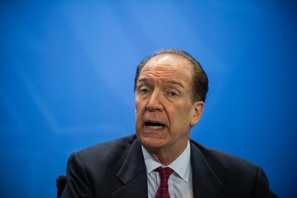 David Malpass (65) ist der Präsident der Weltbank in Washington, D.C..