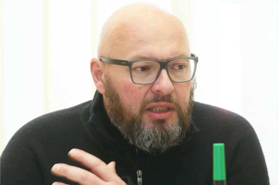 Der Thüringer Landeschef der Gewerkschaft der Polizei, Kai Christ, ist von seinem Amt zurückgetreten.