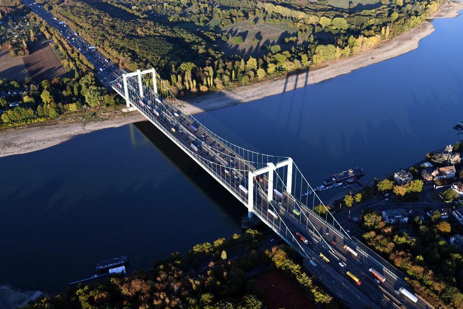 Autobahn 4: Rodenkirchener Brücke in Köln muss ersetzt werden!