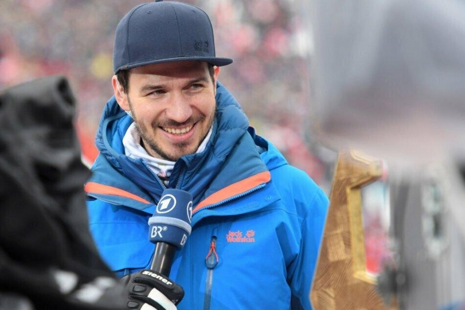 Felix Neureuther (36) ist seit seinem sportlichen Karriereende als TV-Experte unterwegs.