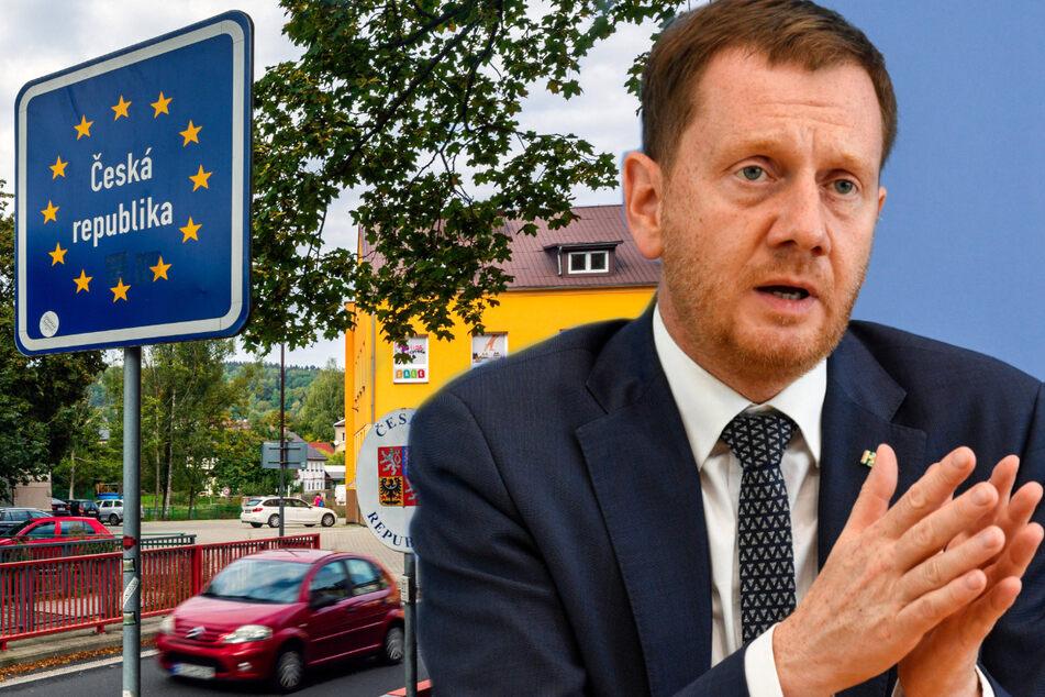 Corona-Katastrophe im Nachbarland! MP Kretschmer: Rückkehrer aus Tschechien sind Risiko für Sachsen