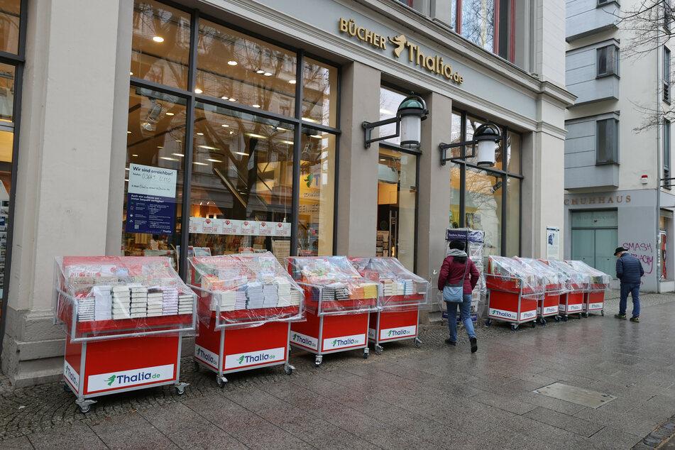 Müssen die Geschäfte wegen einer Inzidenz über 100 wieder schließen?