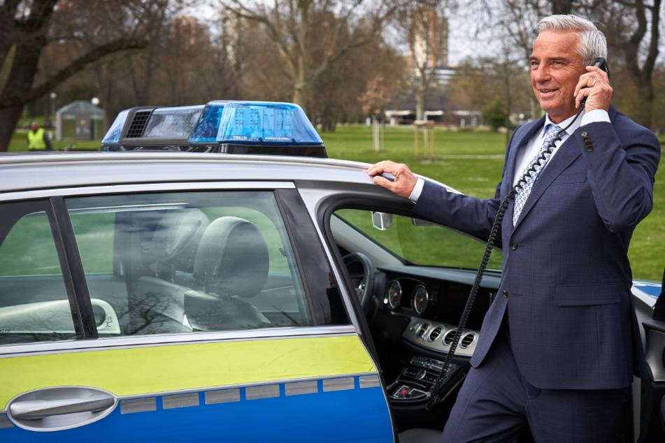 Innenminister Strobl mit emotionaler Funkspruch-Botschaft an die Polizei