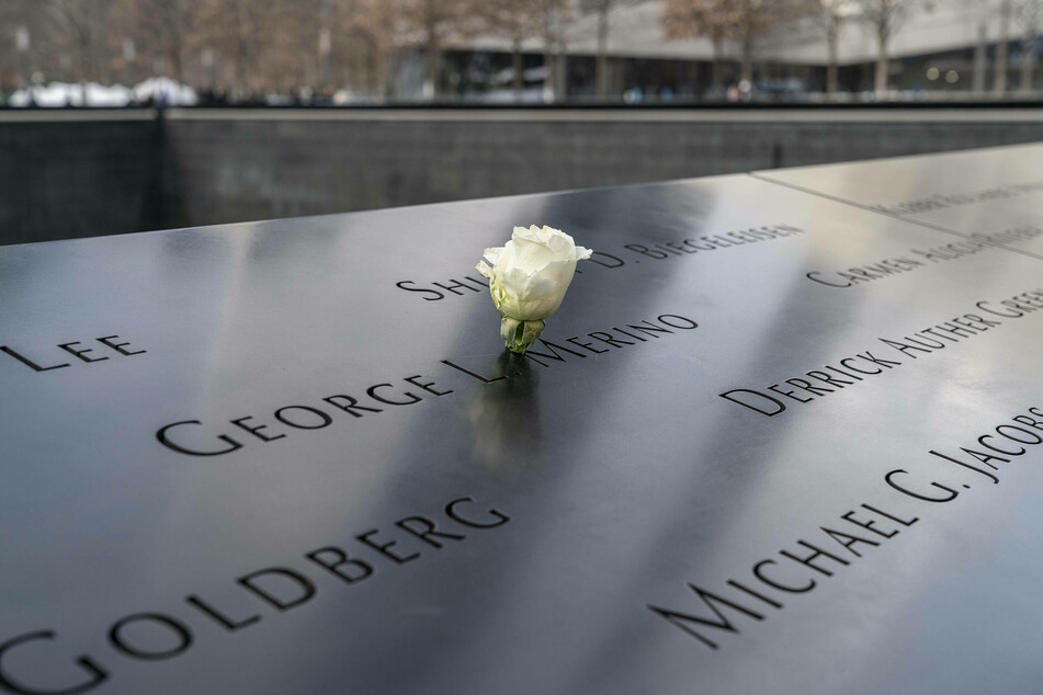 The 9/11 Memorial is located at the World Trade Center site and former location of the Twin Towers.