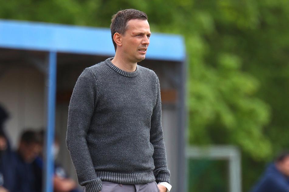 Christian Preußer (37) stieg mit dem SC Freiburg II bereits auf, das möchte er mit Fortuna Düsseldorf nun wiederholen.