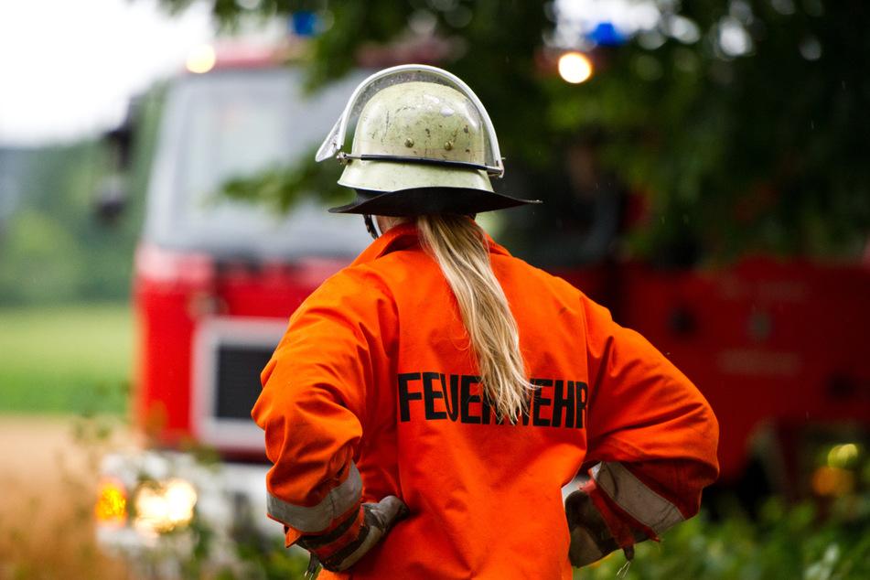 Die Feuerwehr hatte in Konstanz genug zu tun. (Symbolbild)