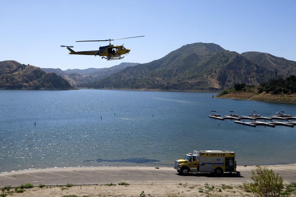 Tagelang suchten Hubschrauber, Drohnen, Taucher und Bootsbesatzungen nach dem vermissten TV-Star.
