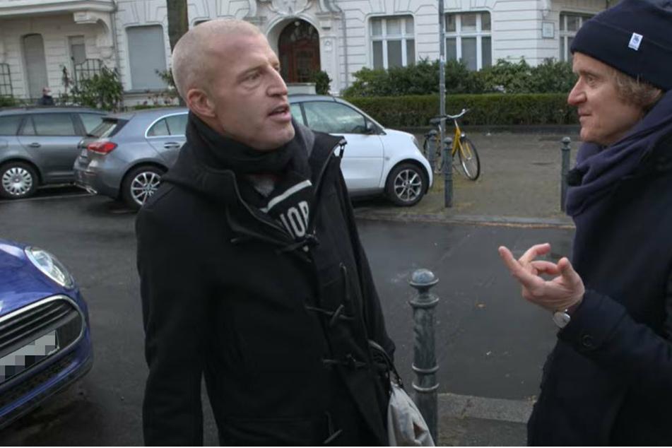 Pierre M. Krause trifft Benjamin von Stuckrad-Barre: Merkel-Gerücht bleibt geheim