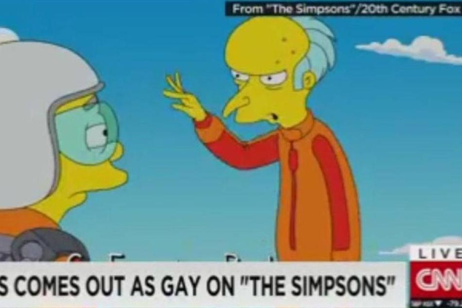 Die rührende Geschichte hinter Waylon Smithers Coming-Out