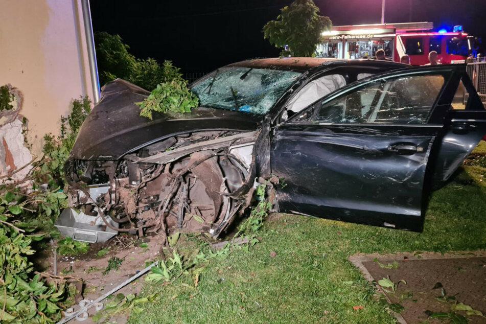 Betrunkener Teenie (17) schrottet Audi seiner Eltern