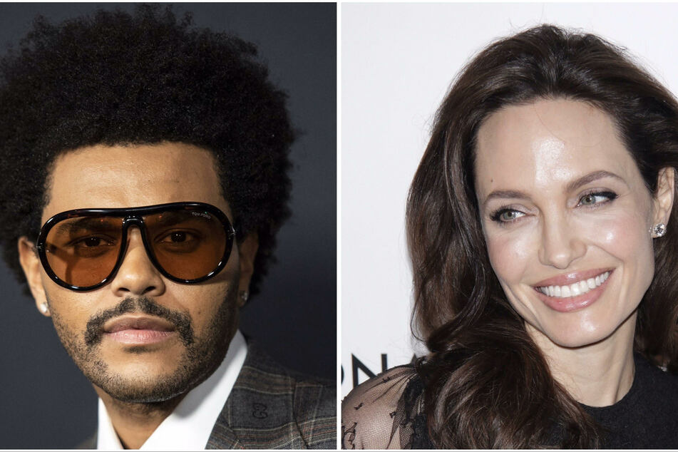 Angelina Jolie and The Weeknd spark romance rumors after date night in LA