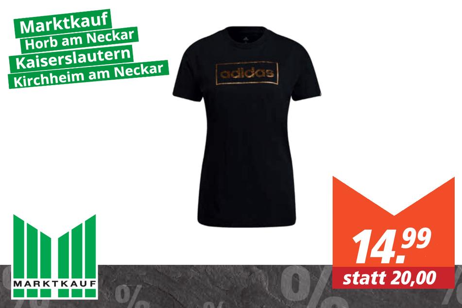 Adidas Damen T-Shirt für 14,99 Euro