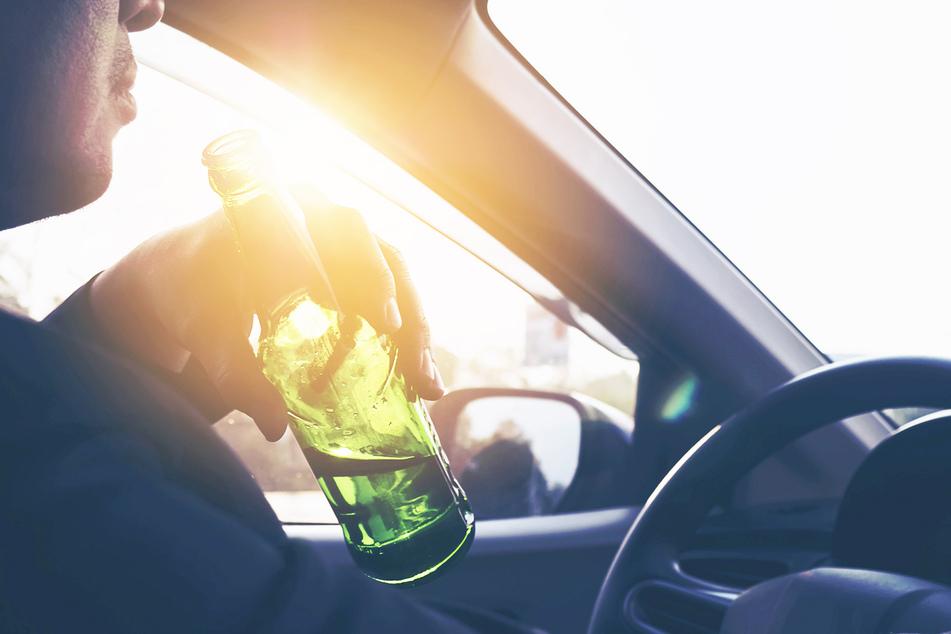 Drogen, Alkohol, kein Führerschein: Autofahrer wird zweimal in 16 Stunden erwischt!
