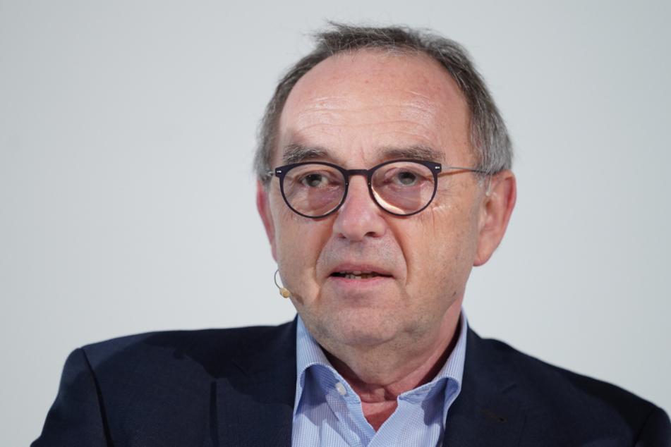 Norbert Walter-Borjans, SPD-Vorsitzender.