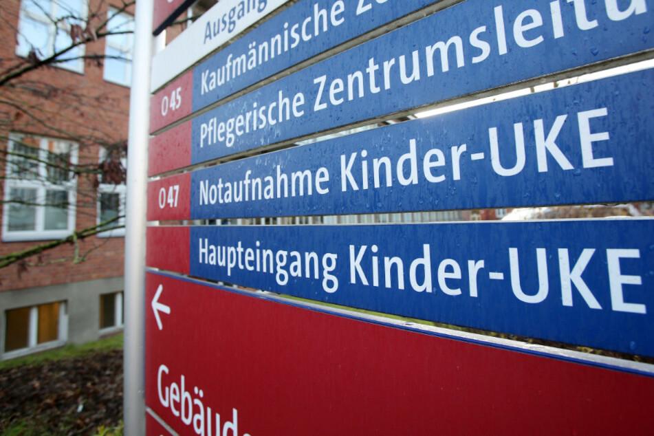 Am UKE wurde der erste Corona-Fall in Hamburg bekannt.