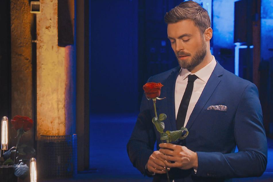 """Niko Griesert (30) hatte in der siebten """"Der Bachelor""""-Folge keine Rose für Hannah Kerschbaumer (28)."""
