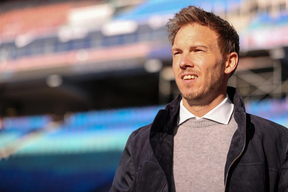 RB-Coach Julian Nagelsmann (33) hat die Meisterschaft noch nicht ganz abgeschrieben.