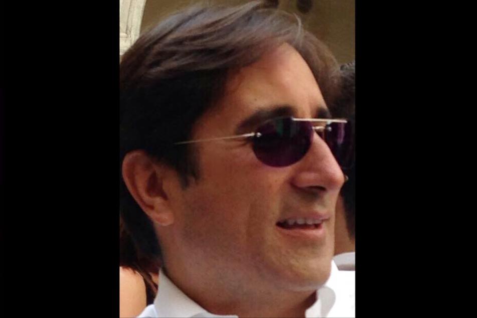 Nicola Cesarato auf seinem Facebook-Profilbild.