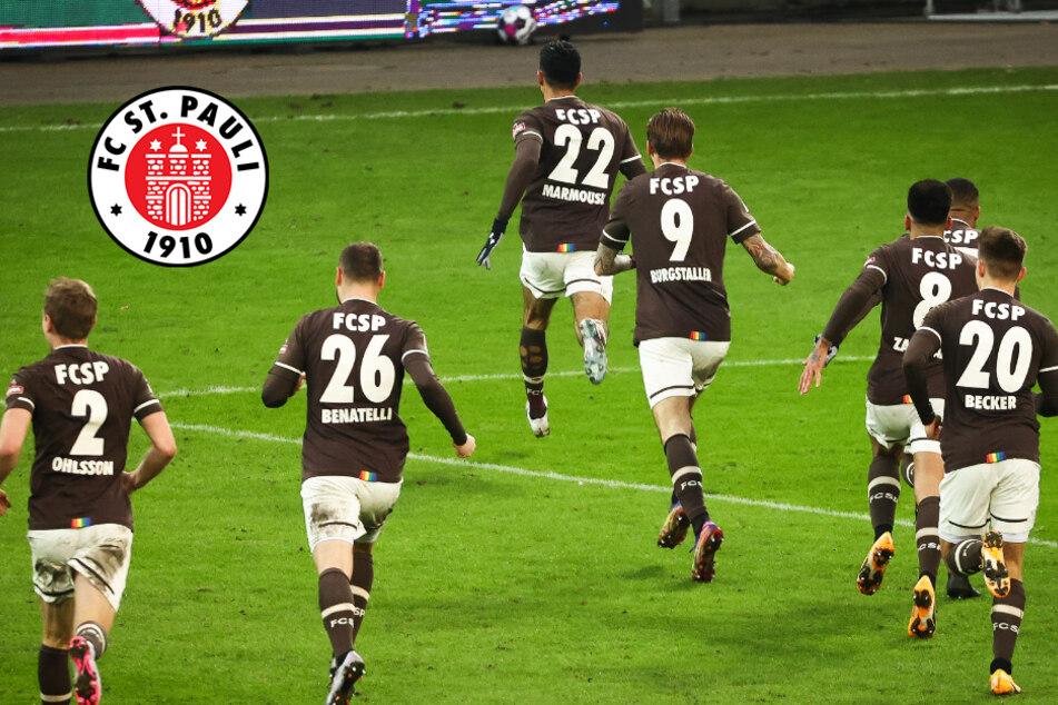 Wichtiger Dreier! FC St. Pauli ringt Jahn Regensburg in intensiver Partie nieder!