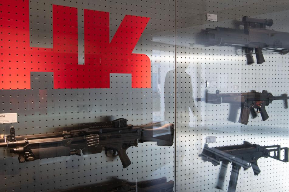 Waffenexporte in Nicht-Nato-Staaten: Heckler & Koch in der Kritik