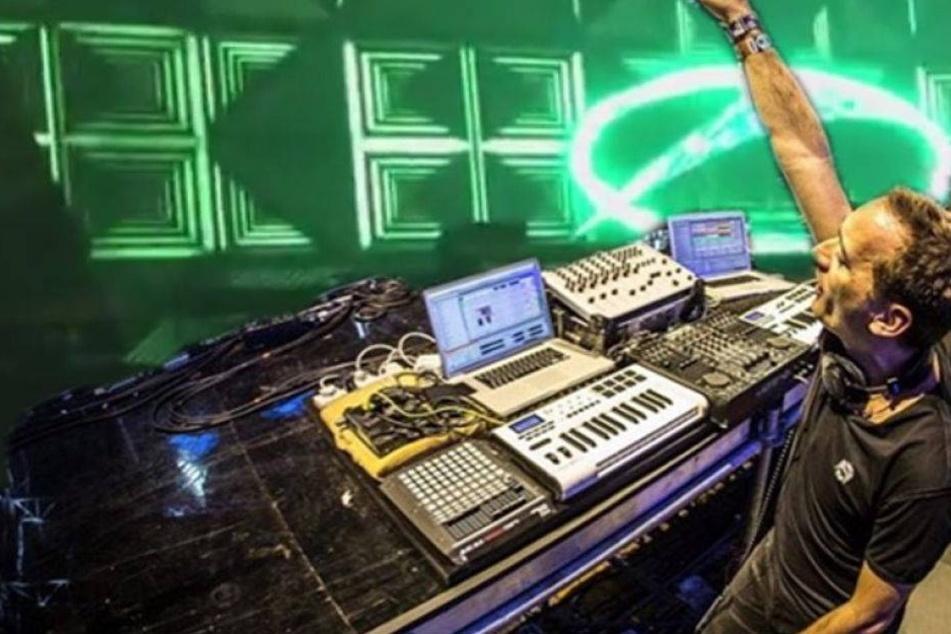 DJ Paul van Dyk stürzt sechs Meter von der Bühne