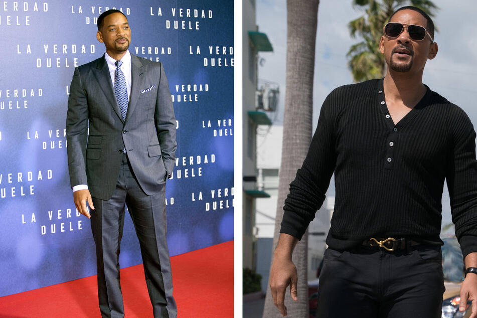 Will Smith is no longer as perfectly trained as he was previously – but he stands by his body in a refreshing way.