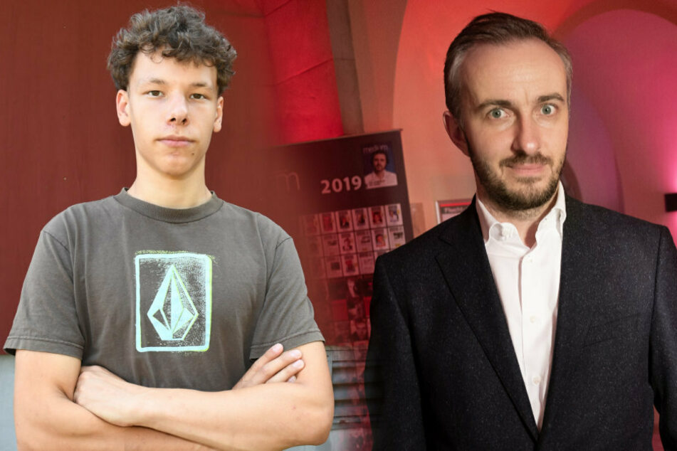 Jan Böhmermann löst Versprechen ein: Abi-Redner (18) nimmt Angebot an
