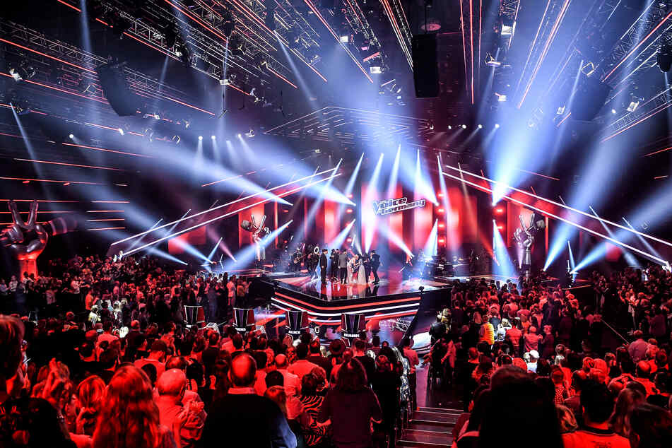"""Bei der Jubiläumsstaffel der TV-Musikshow """"The Voice of Germany"""" wird trotz Corona-Krise Saalpublikum dabei sein können - allerdings ist die Zahl der Sitzplätze stark reduziert."""