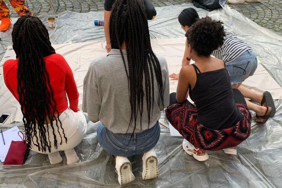 Black Lives Matter in Dresden: Diese Gruppe will auf Rassismus aufmerksam machen