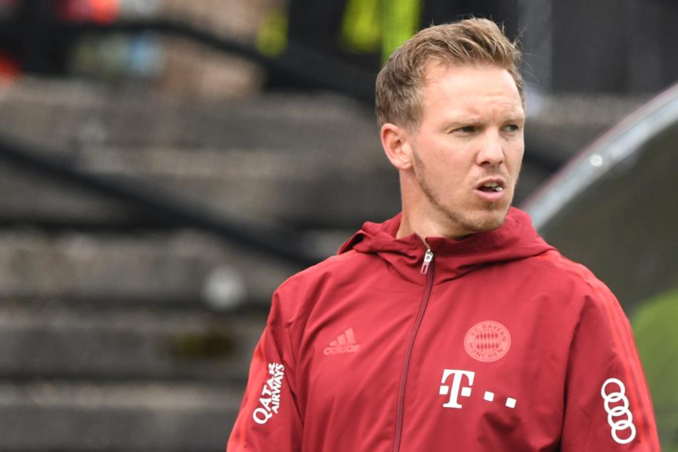 Julian Nagelsmann (34) kann bald auf seine Stars setzen.