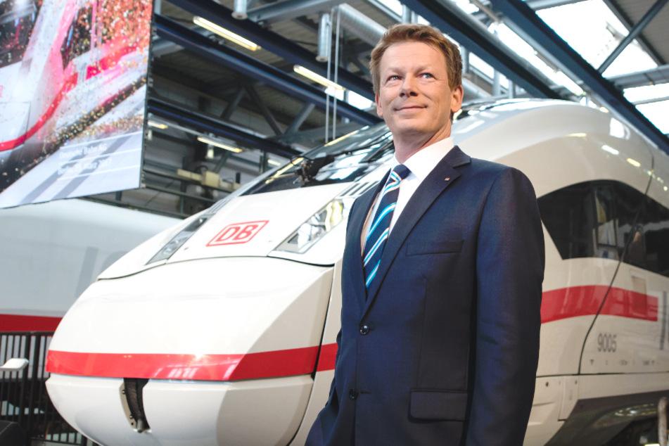 Deutsche Bahn zieht Bilanz: 2019 so viele Fahrgäste wie nie zuvor!