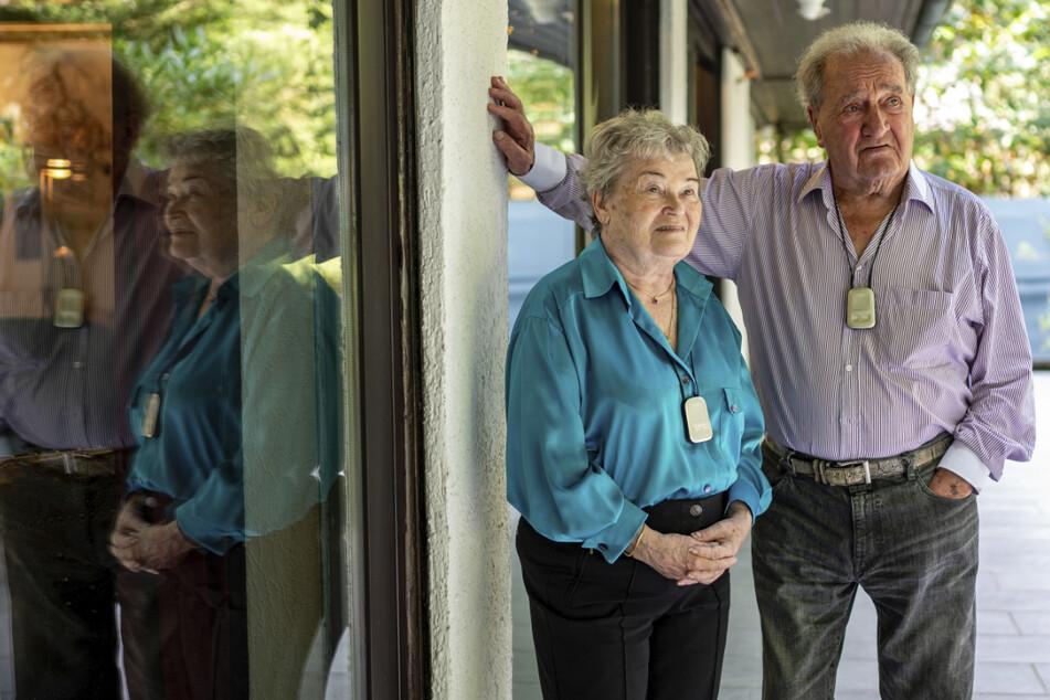 Seit bald 70 Jahren ist Ivar Buterfas mit seiner Frau Dagmar Buterfas-Frankenthal verheiratet.