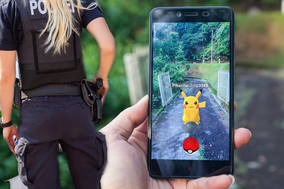 Pika-Au! Handyzocker geht auf Pokemon-Jagd, dann gibt's mächtig Ärger