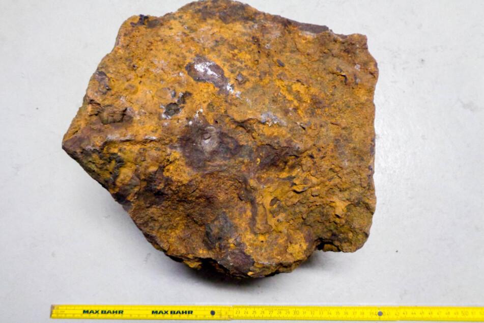 Sensation! Hier schlummerte Deutschlands größter Meteorit unerkannt