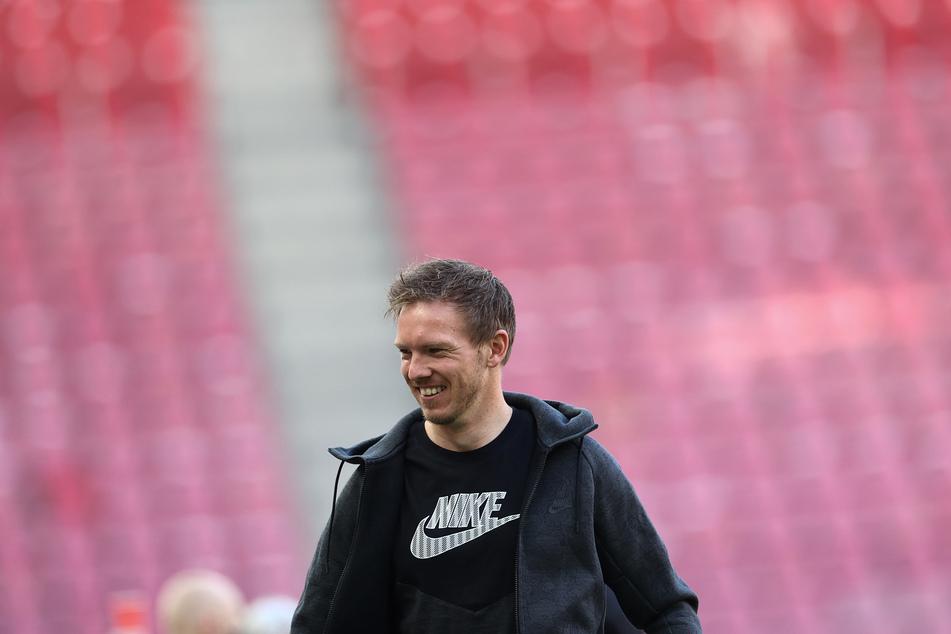Julian Nagelsmann (33) will mit RB Leipzig die erfolgreichste Bundesliga-Saison spielen - um danach zum FC Bayern München zu wechseln?