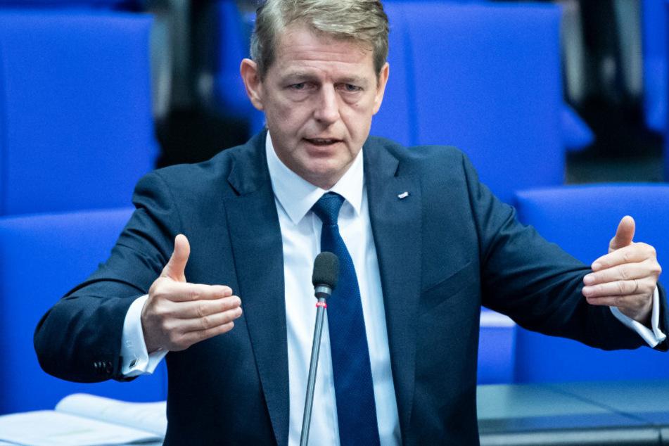 AfD fällt erneut bei Wahl zum Vizepräsidenten des Bundestags durch