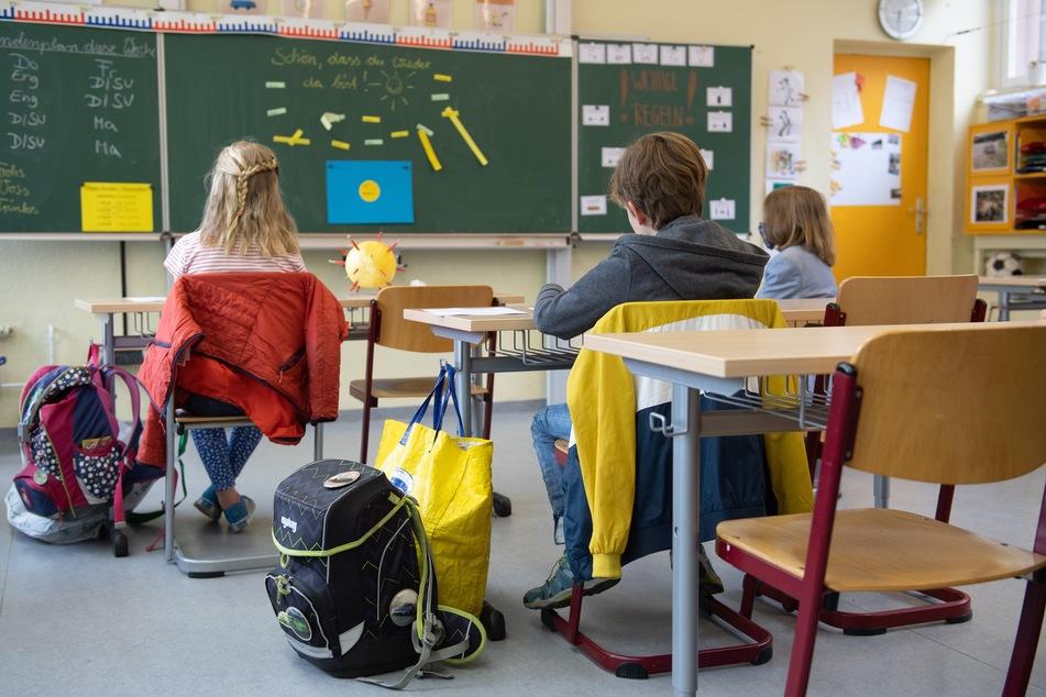 Im Freistaat unter Einhaltung der Hygiene- und Abstandsregeln wieder der Unterricht.