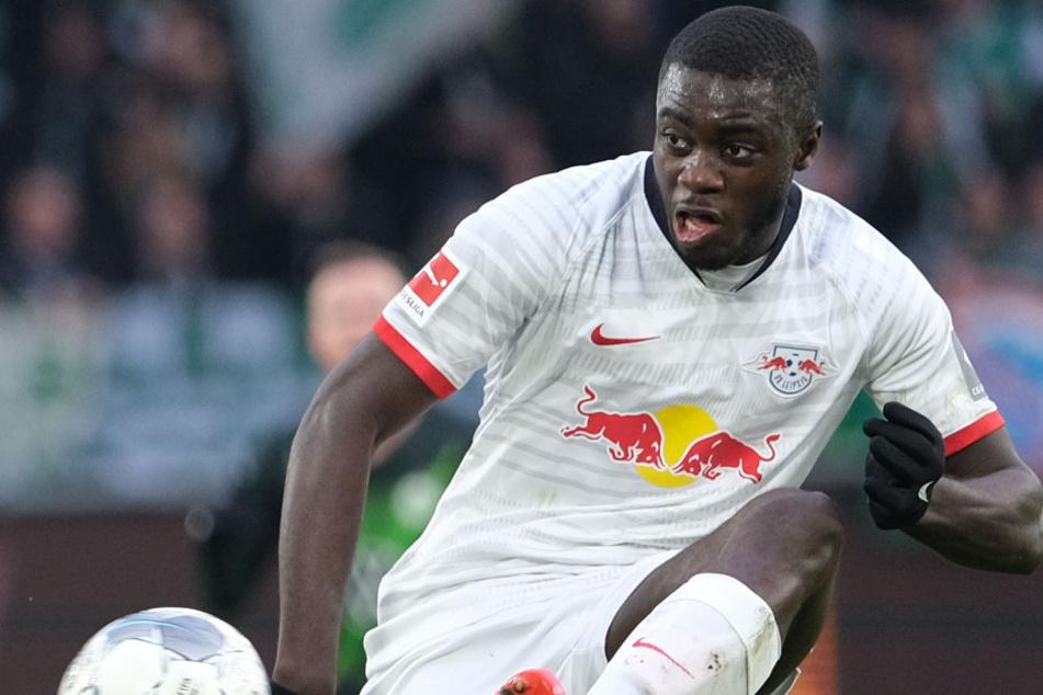 Für 60 Millionen Euro dürfte der Franzose im Sommer RB Leipzig verlassen.
