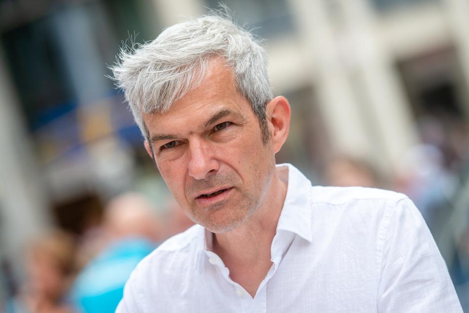Volkmar Zschocke (58, Grüne).