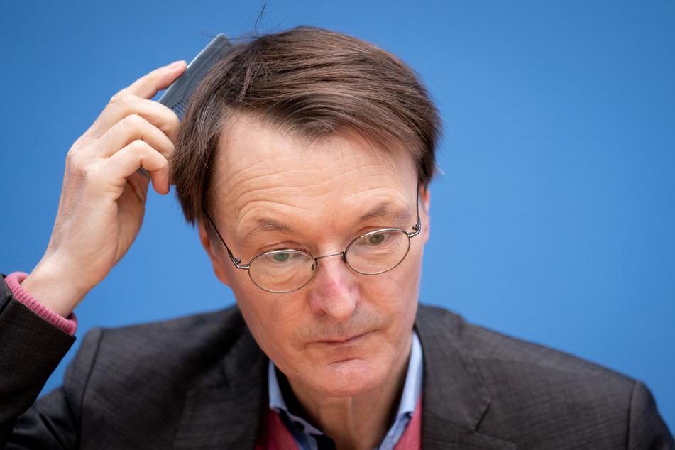Der SPD-Gesundheitspolitiker Karl Lauterbach (58).