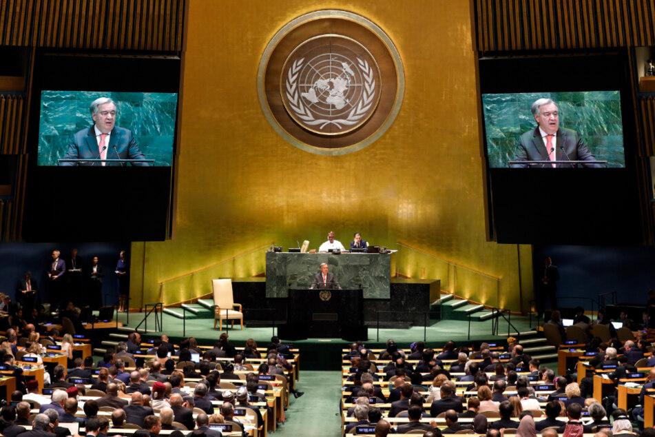 Coronavirus: Krise vernichtet laut UN weltweit jahrzehntelangen Fortschritt