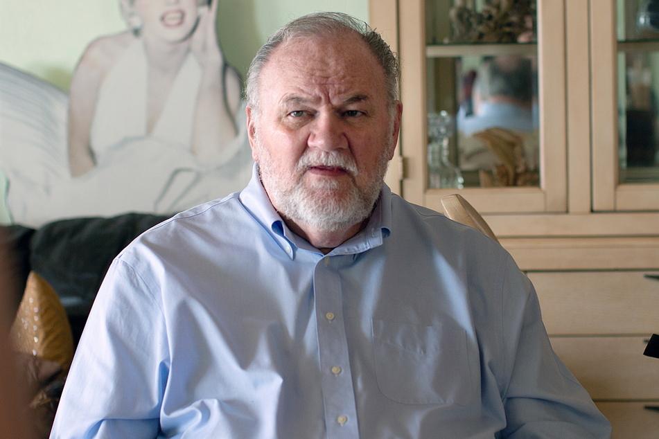 Thomas Markle (76) erpresst seine Tochter, Herzogin Meghan Markle (39).