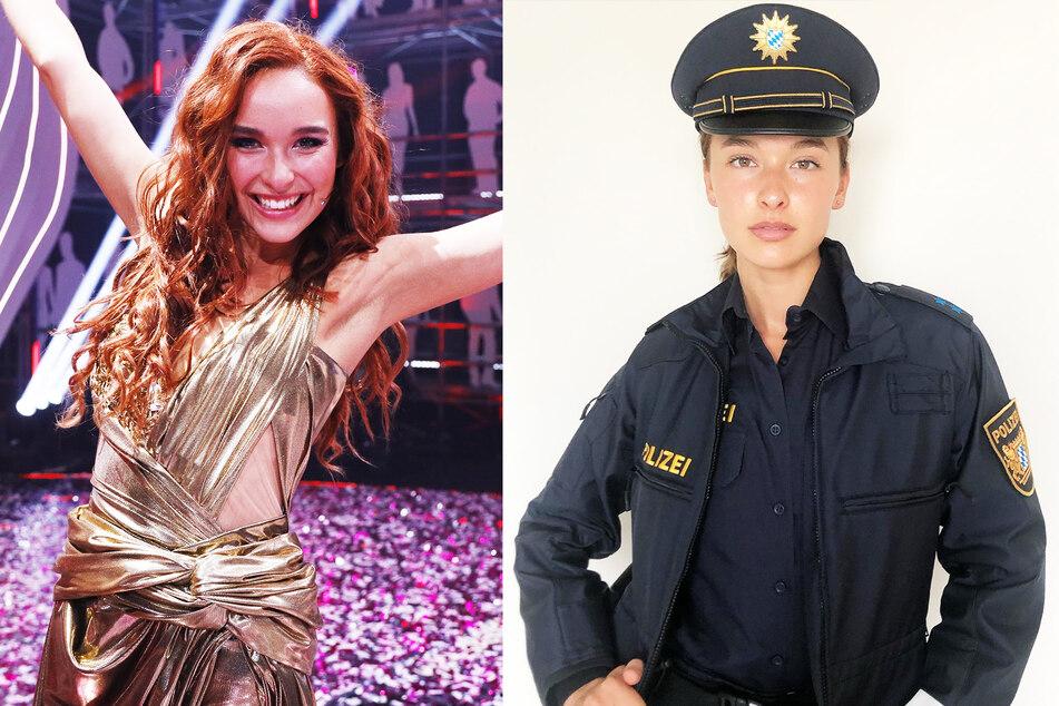 Branchenwechsel? GNTM-Gewinnerin Jacky wird jetzt Polizistin!
