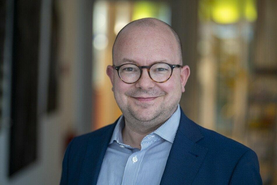 Bundespolitiker Frank Müller-Rosentritt (38, FDP) wurde auf Platz zwei der FDP-Landesliste gewählt.